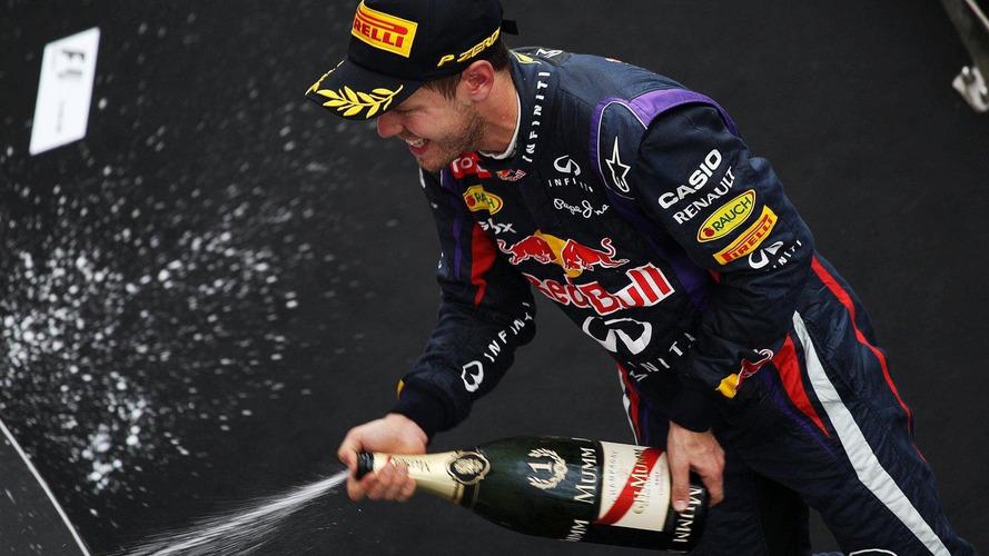 Vettel's 'boos' and 'balls' still making waves