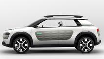 Citroen Cactus concept leaked photo 04.9.2013