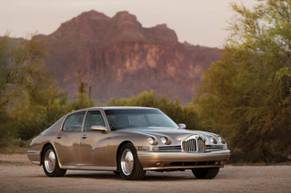 Reserve Is Off: 1999 Packard Twelve Prototype