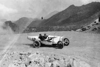 A Brief History of the Pikes Peak Hill Climb