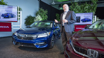 Honda Clarity Electric & Clarity Plug-In Hybrid announcement