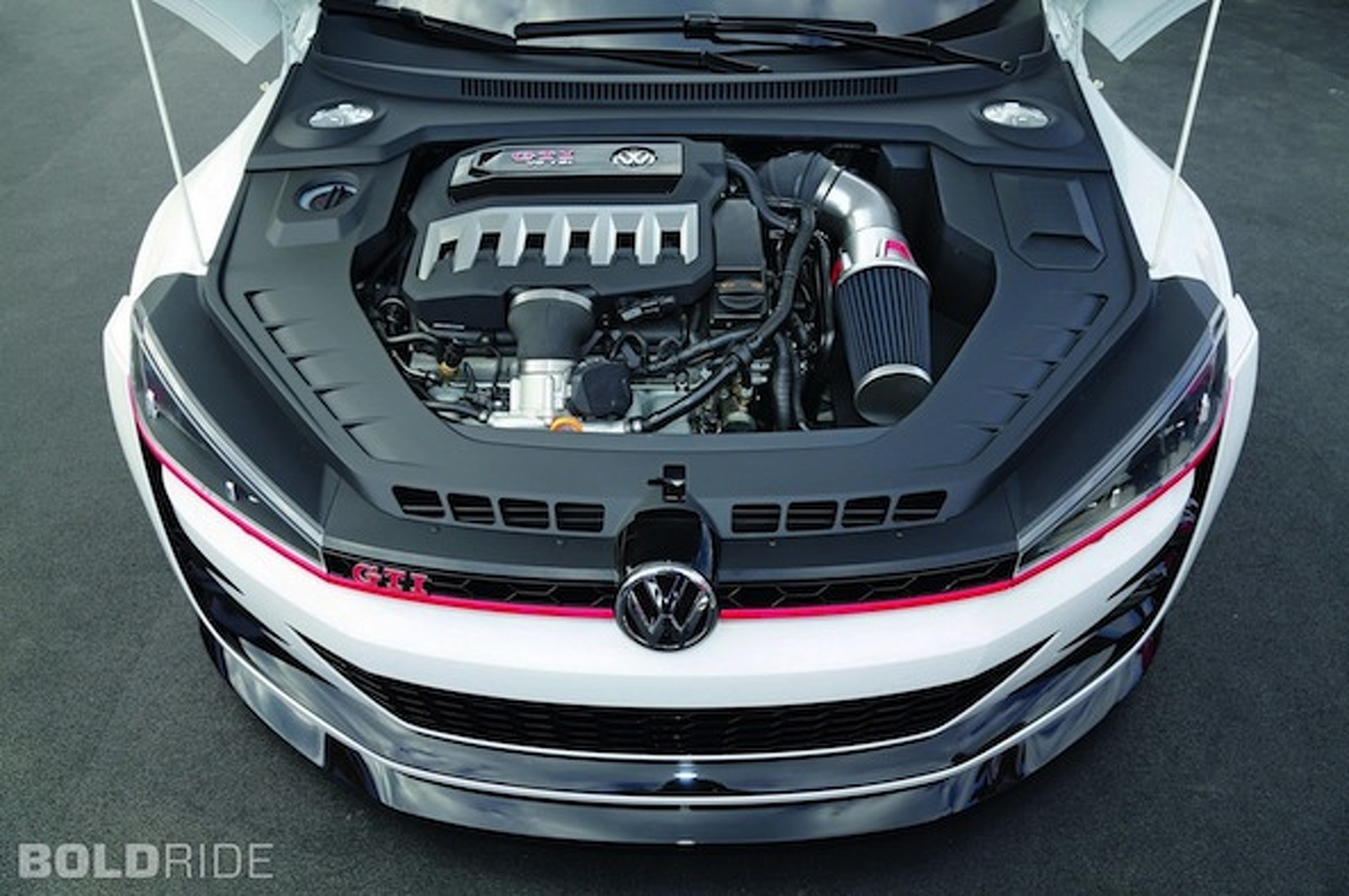 Bold RIde of the Week: Volkswagen Design Vision GTI
