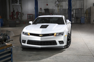 Bold Ride of the Week: 2014 Chevrolet Camaro Z/28