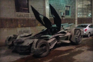 Surprise! This is the New Batmobile