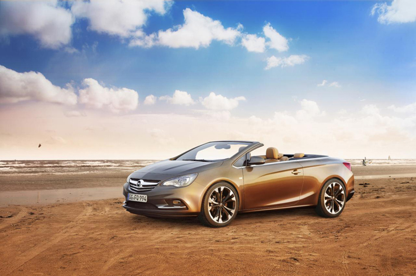 Buick Ready to Drop Its Top for 2016?