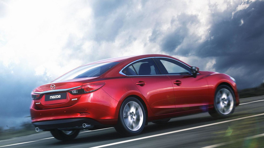 2013 Mazda6 officially unveiled ahead of Moscow debut