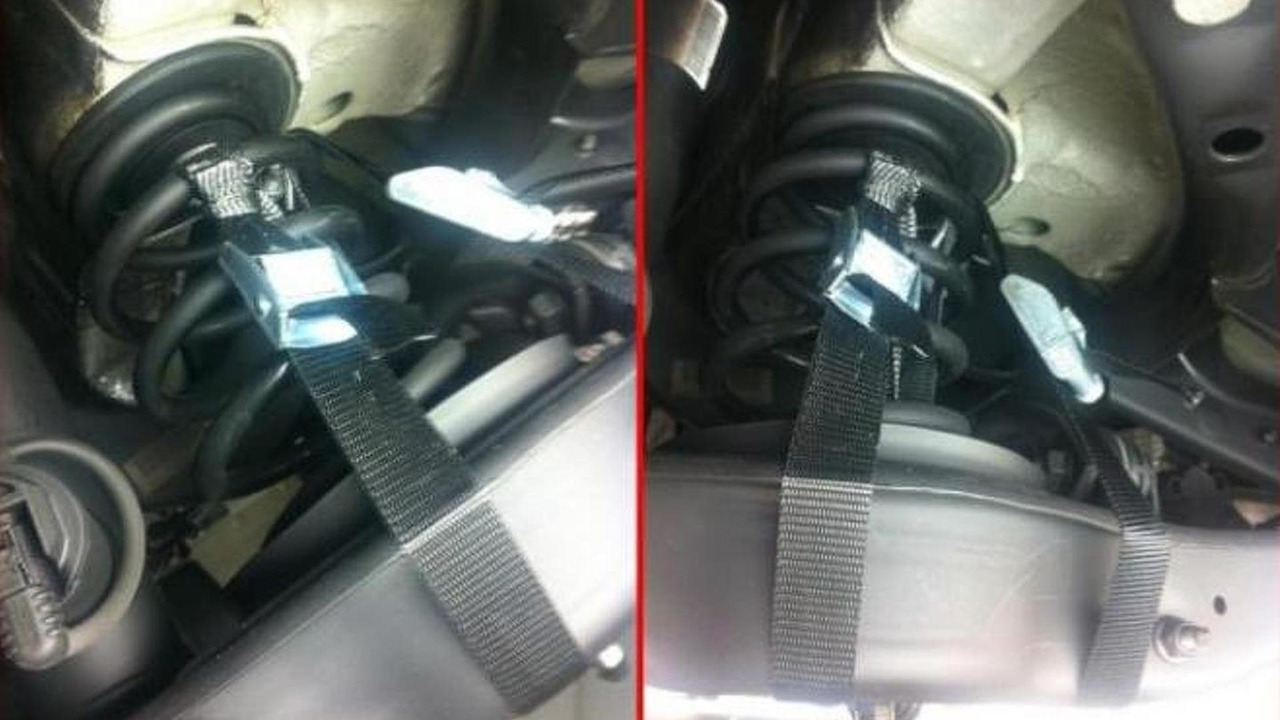 Volkswagen Golf GTI concept suspension 01.10.2012