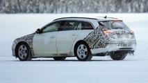 2013 Opel Insignia Sports Tourer facelift spy photo 14.2.2013