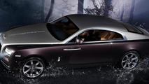 Rolls-Royce takes Wraith for a quick drive [video]
