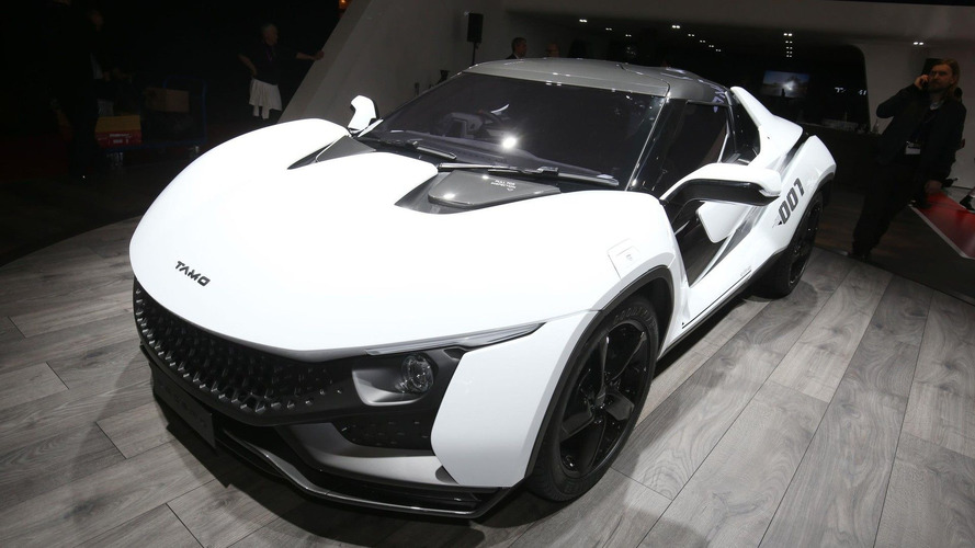 Tata Racemo sports car concept unveiled in Geneva