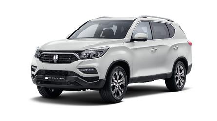 Lembra do Ssangyong Rexton? Esta é a nova geração do SUV coreano