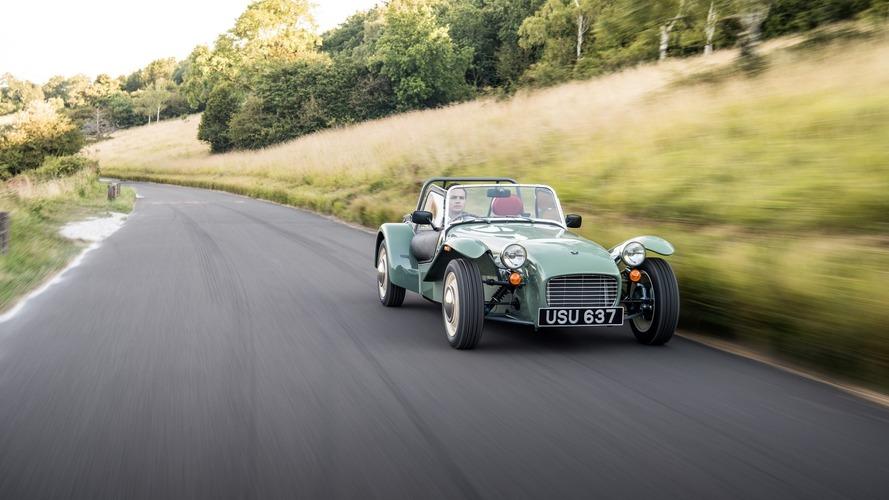 Les 60 Caterham Seven Sprint vendues en une semaine