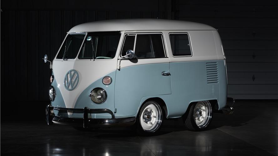 Gas Monkey Garage VW Shorty Bus heading to auction