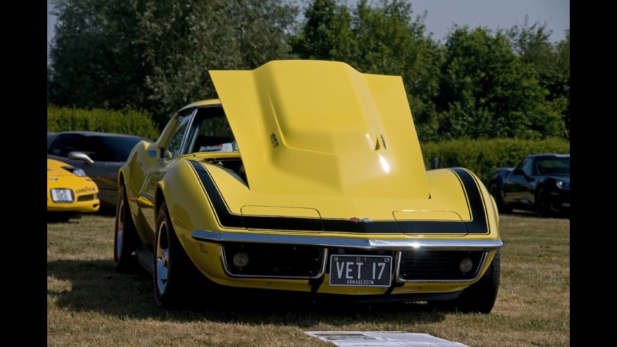 Chevrolet Corvette ZL1