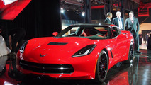 2014 Chevrolet Corvette Stingray costs 71,860 USD ?