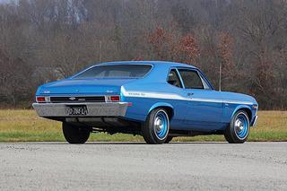 1969 Yenko Chevy Nova Could Go For Big Bucks at Auction