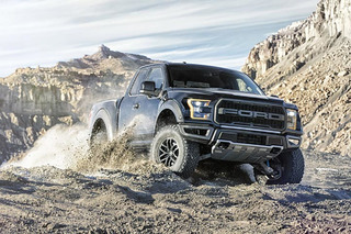 10 New Trucks and SUVs for the Driving Enthusiast