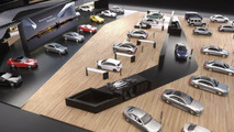 Mercedes at 2016 Geneva Motor Show