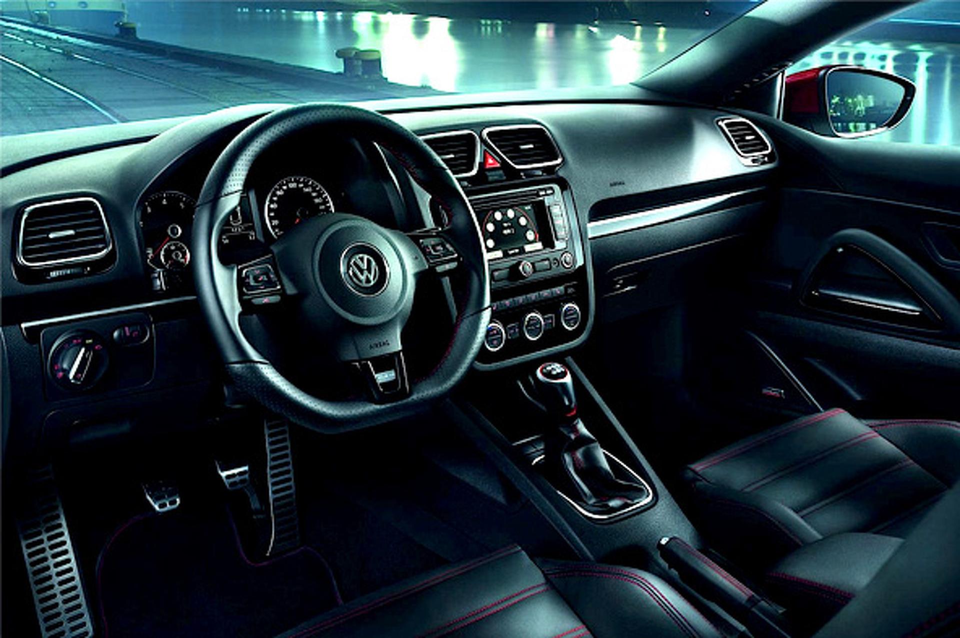 Unveiled: 30th Anniversary Volkswagen Scirocco GTS