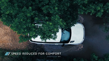 Jaguar Land Rover working on autonomous off-road driving