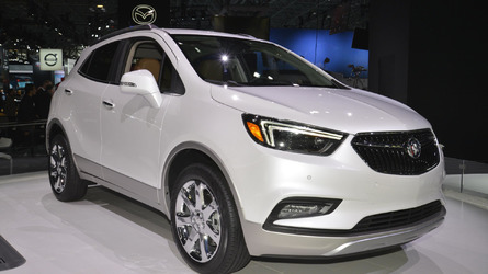 2017 Buick Encore brings upscale styling to the Big Apple