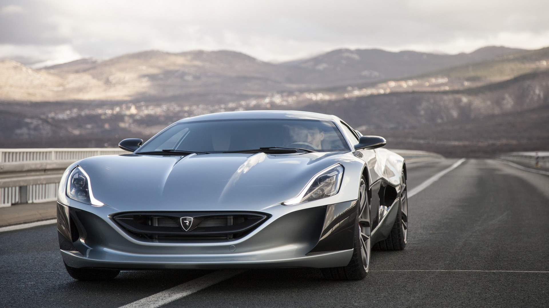 Production Rimac Concept_One unveiled with 1072 hp [video]