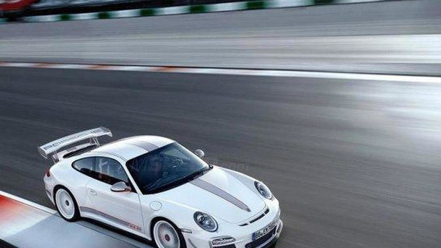 Porsche 911 GT3 RS 4.0 UK preview [video]