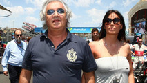 Hamilton needed black flag for Valencia foul - Briatore