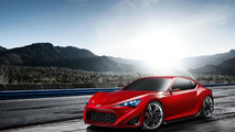 Scion FR-S Sports Coupe Concept 20.04.2011