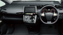 All New 2009 Toyota Wish Revealed (JDM)