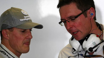 Shovlin to be chief engineer at Mercedes in 2011