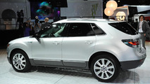 Saab 9-4X Crossover - 2010 Los Angeles Auto Show