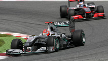 Button critical of unapologetic Schumacher