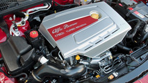 Alfa Romeo 1750 TBi engine 18.05.2010