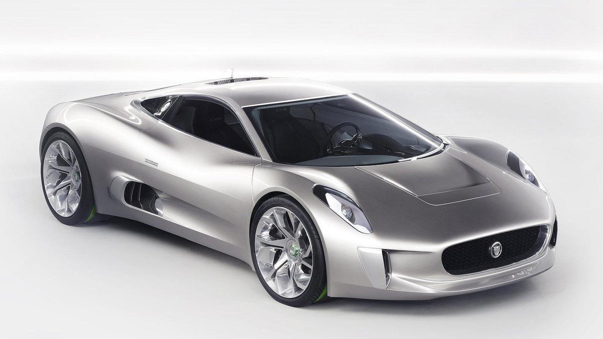 Jaguar registers EV-Type trademark