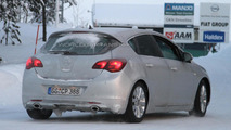 2012 Opel Astra GSI spy photos - 14.2.2011