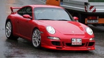 New Porsche GT3 Undisguised