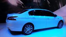 Peugeot 408 Sedan at 2014 Beijing Motor Show