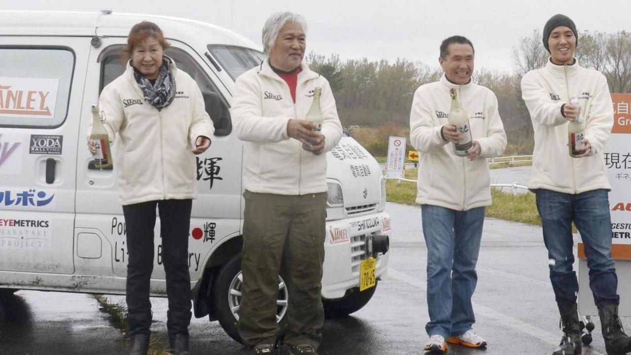 Suzuki Every EV does 1,300 km on a single charge