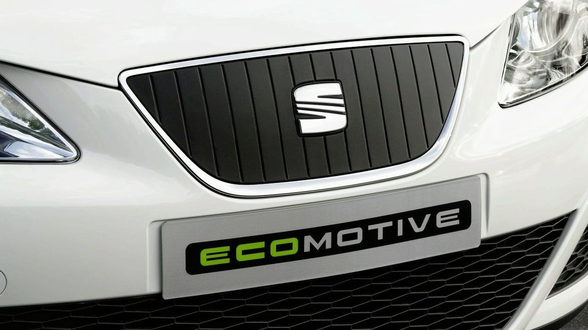Seat Ibiza ECOMOTIVE Headed for Paris
