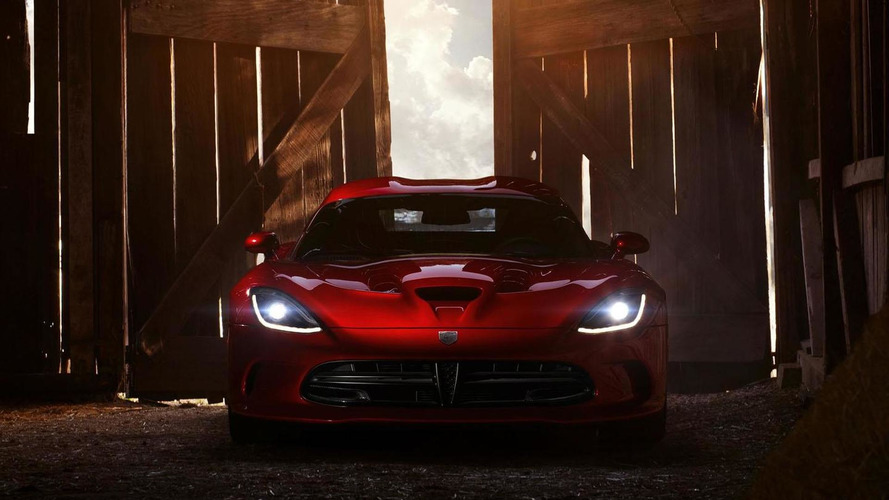 First 2013 SRT Viper headed for auction