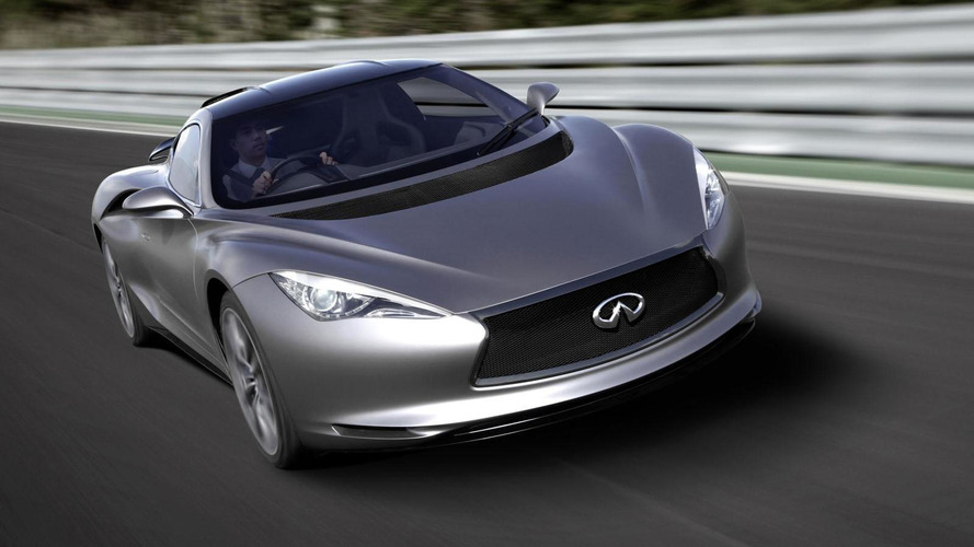 Infiniti eyeing a flagship sedan & coupe - report