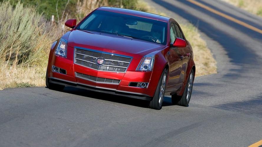 Cadillac CTS Earns IIHS Safety Award