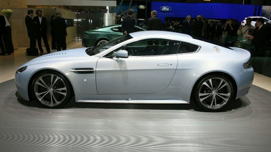 Aston Martin Confirms Vantage RS Limited Production
