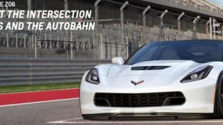 2015 Chevrolet Corvette Z06 configurator goes online