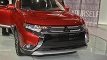 2016 Mitsubishi Outlander live in New York