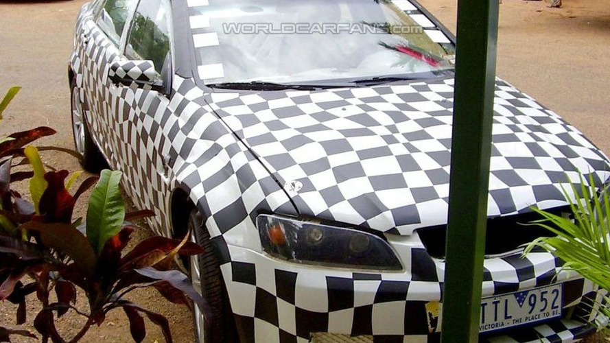 SPY PHOTOS: Pontiac Grand Prix(G8)