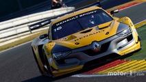 RS Trophy : Robert Kubica sur le podium pour sa première course à Spa