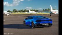 Sunus Motorsports Lamborghini Huracan