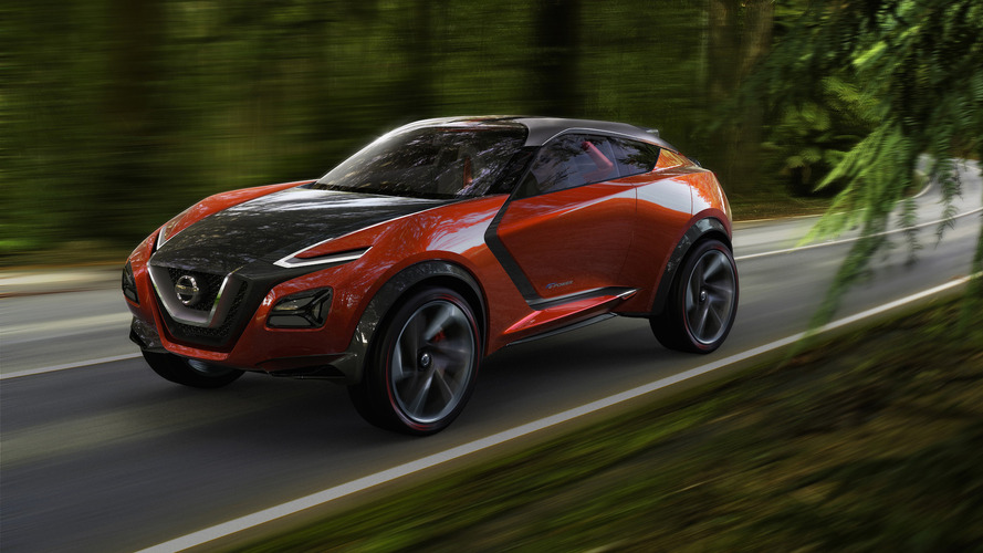 Sporty Nissan Z crossover could still happen